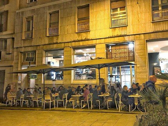 Locanda caddeo del corso cagliari ristorante recensioni - Corso cucina cagliari ...