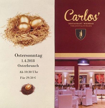 Seevetal, Tyskland: Bei uns ist alle Tage Ostern, nur dass man einmal im Jahr Ostern feiert. 👼🐇