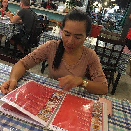 Tony 99 Seafood / Patong / Mar 2018