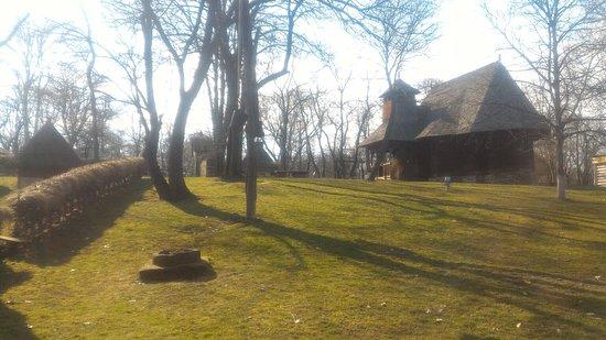 """Muzeul Naţional al Satului """"Dimitrie Gusti"""": Muzeul National al Satului """"Dimitrie Gusti"""""""