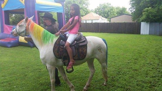 Rockdale, TX: Rainbo Dash My Little Pony