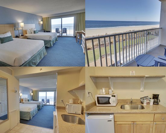 Carousel Resort Hotel & Condominiums: Oceanfront Room