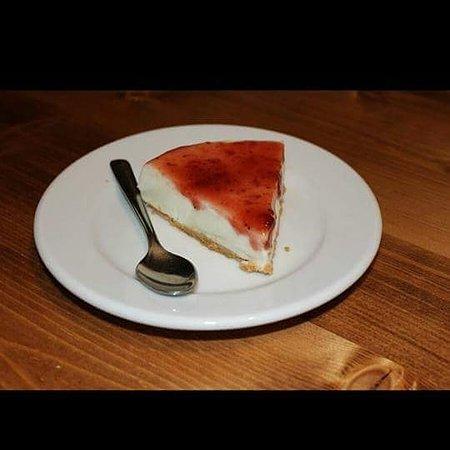 Zestoa, España: Gazta tarta/tarta de queso