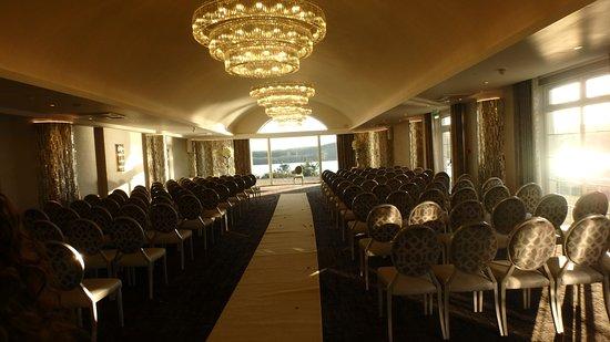 wedding room ニュー カムノック lochside house hotelの写真