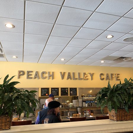 Peach Valley Restaurant Ormond Beach Fl