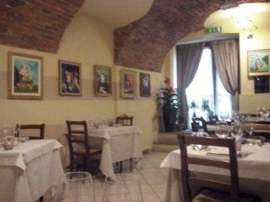 Osteria La Mimosa : Locale accogliente