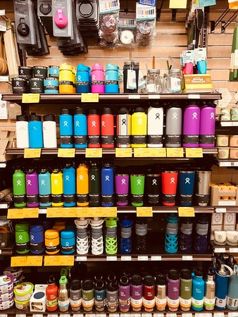 Sandpoint, Айдахо: Great Hydroflask selection