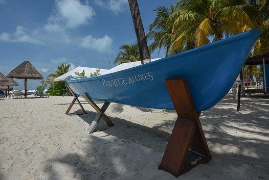 Privilege Beach Club: Beach club