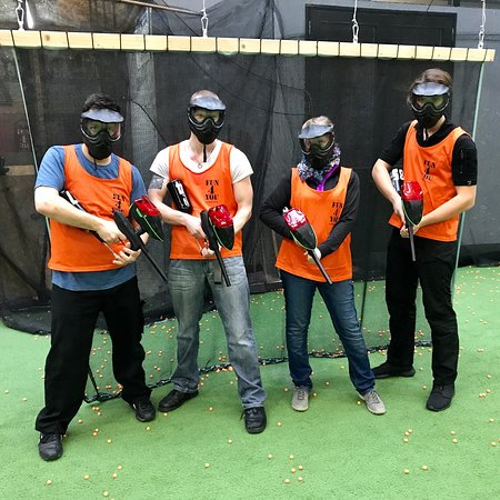 Fun4You Paintball Action