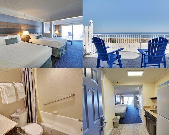 Oceanfront sunrise suite picture of carousel resort - 2 bedroom suites in ocean city md ...