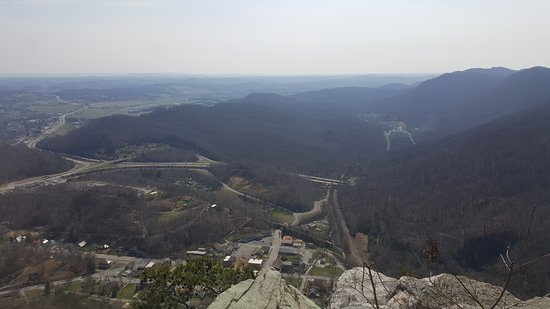 Cumberland Gap National Historical Park: View from the Pinnacle Overview