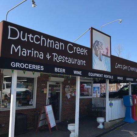 Winnsboro, SC: Dutchman Creek