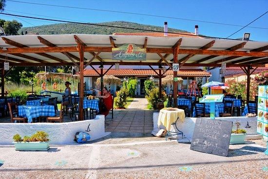 Agia Paraskevi, Greece: amitriti