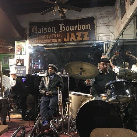 Maison Bourbon Jazz Club: Effortlessly amazing!