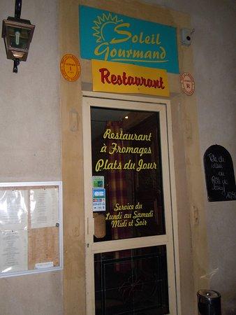 Soleil gourmand thionville restoran yorumlar tripadvisor for Porte 12 restaurant