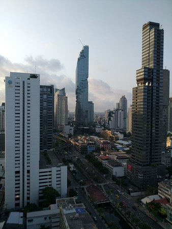 Window View - Picture of Amara Bangkok - Tripadvisor
