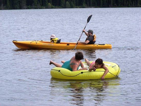 Nimpo Lake Photo