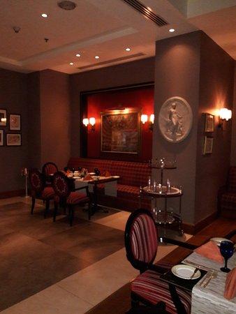 Evoo restaurant- Sheraton- Amman,Jordan - Picture of EVOO
