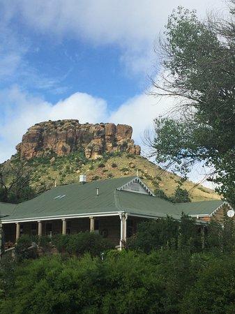 Fouriesburg, Zuid-Afrika: Beautiful main house