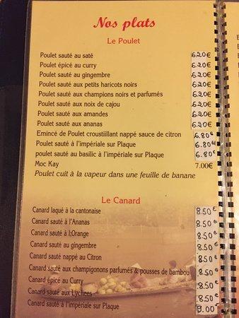 Restaurant Asiatique Loudun