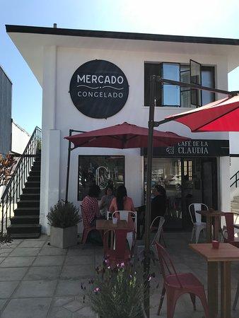 Llolleo, Chile: la terraza es lo mejor