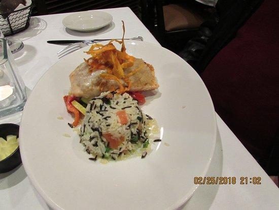 แฟร์ฟิลด์เบย์, อาร์คันซอ: Todos los platos son espectaculares!!!