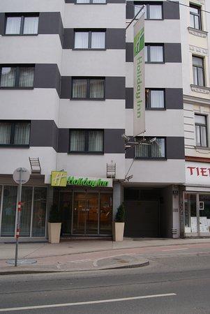 Holiday Inn Vienna City: A nice little surprise