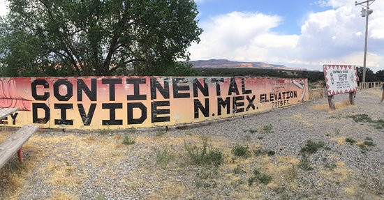 Continental Divide Photo