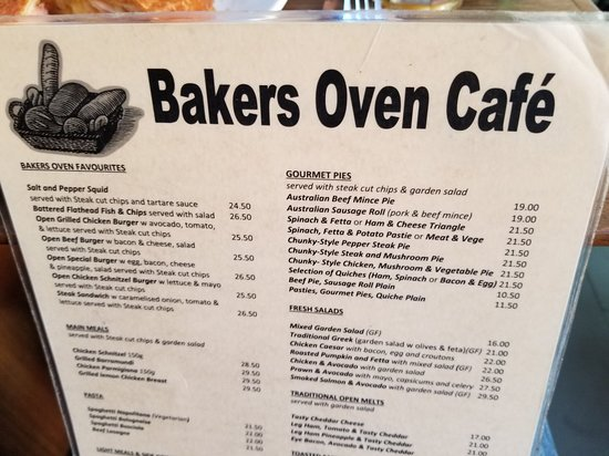 The Bakers Oven Cafe: 20180311_112524_large.jpg