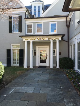 Staunton, VA: Woodrow Wilson Presidential Library