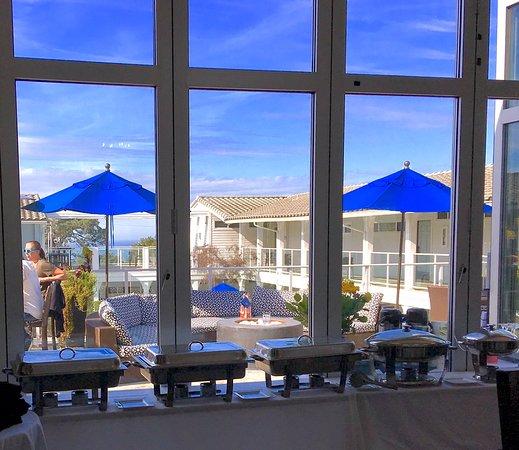 Hotel Indigo San Diego Del Mar: Lunch function at our restaurant.