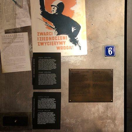 Warsaw Uprising Museum: Museo di Rivolta di Varsavia
