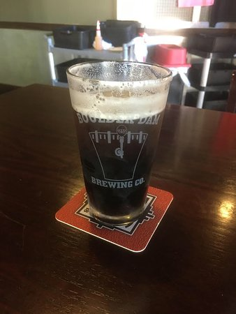 Boulder Dam Brewing Company: One word is YUM!