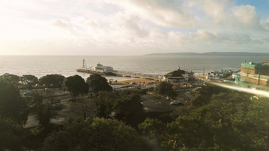 Premier Inn Bournemouth Central Hotel: Room with a view