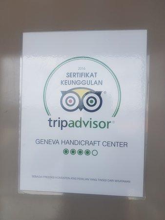 Geneva Handicraft Center: Great spot