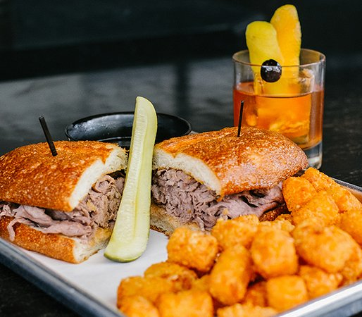 Coles Lax Terminal 4 Cole S Originators Of The French Dip Sandwich Los Angeles Traveller Reviews Tripadvisor