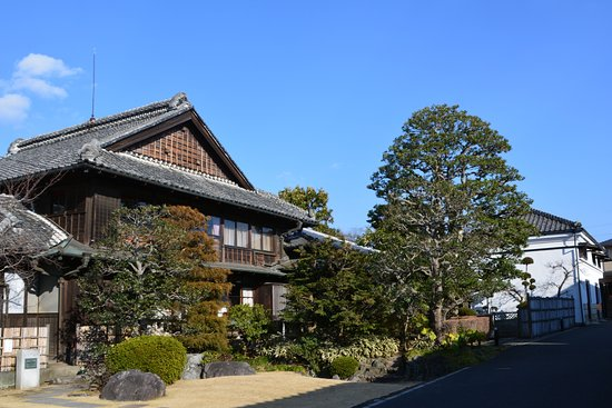 Oyama City Kurumaya Art Museum