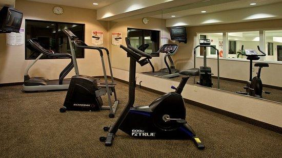 Mercer, PA: Health club
