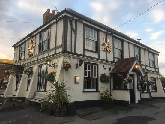 The King's Arms: Pub
