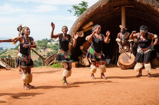 PheZulu Cultural Village and Durban...
