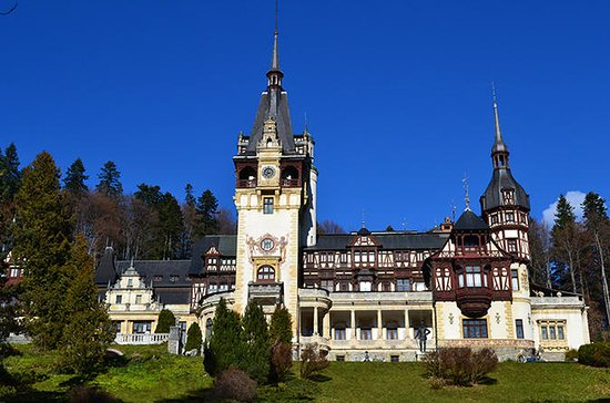 Private Tour: Transylvanian Castles...