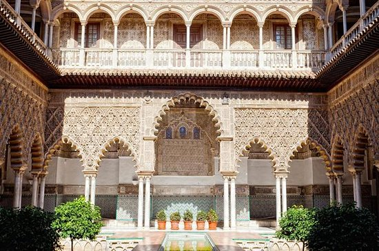 Early Access to Alcázar of Seville...