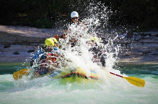 Soča Rafting Trip