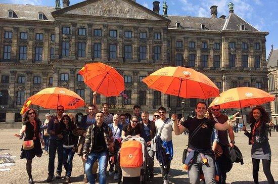 Excursão a pé por Amsterdã com café e...