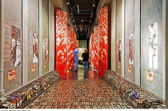 Entrada al museo de la historia de Berlín