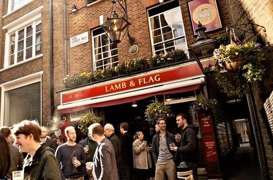 Secret London Pub Tour: fai un salto