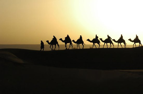5 DAY PRIVATE DESERT TOUR FROM FES
