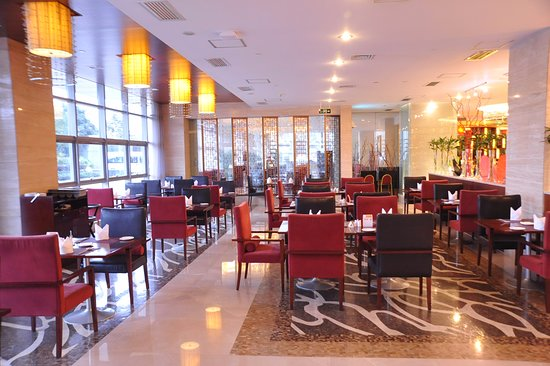 Grand Metropark Hotel: J'咖啡厅-用餐环境