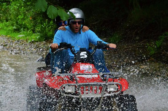 Alcantara Valley Off-Road Quad Bike