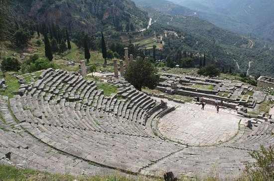 Delphi full day private tour...